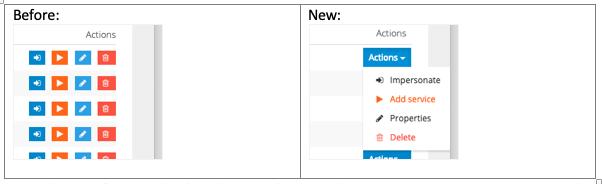 Release screenshot March
